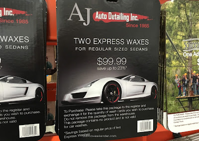Your car will thank you once you visit AJ Auto Detailing