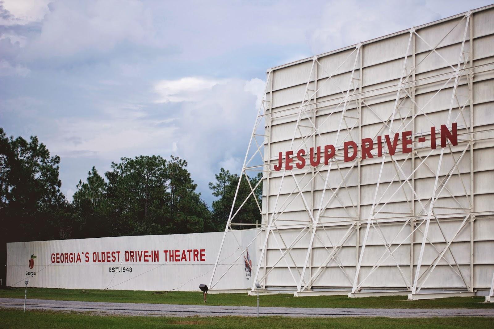 Jesup Drive In Theatre Jesup Ga