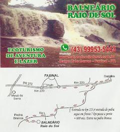 Balneário Raio de Sol - FAXINAL-PR