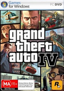 Download Grand Theft Auto (GTA) IV Full Compressed for PC