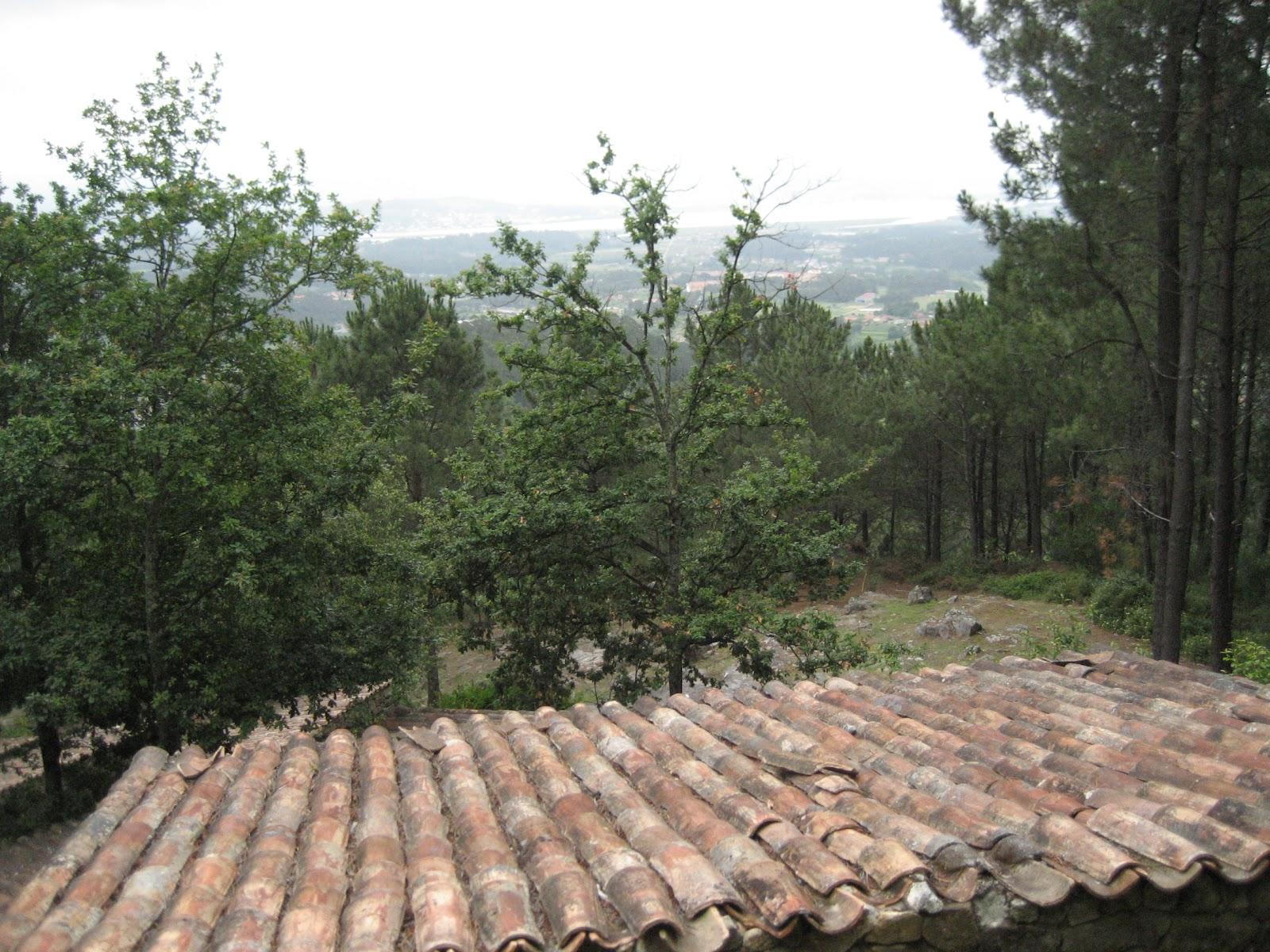 Vistas en la ruta de Picón y Folón