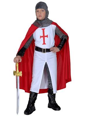 Ridder udklædning fastelavn