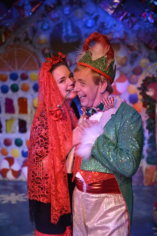 The Santaland Diaries | Horizon Theatre