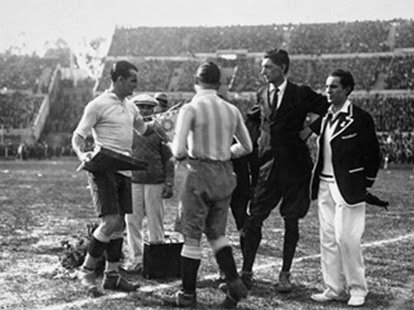 JOSÉ NASAZZI  Final da Copa do Mundo 1930