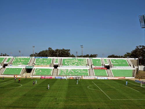 Rio Ave v Setubal, August 2014.