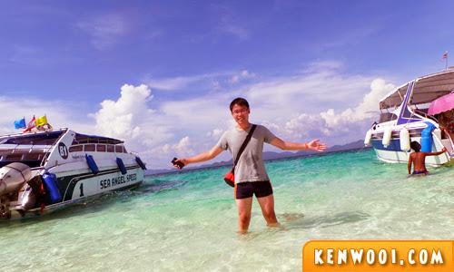 thai phuket beach