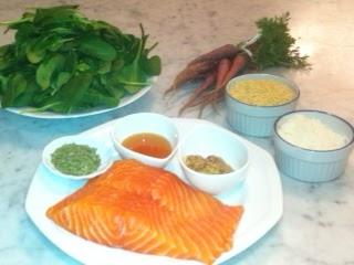 Brigitte 39 S Kitchen And Home Honey Dijon Salmon With