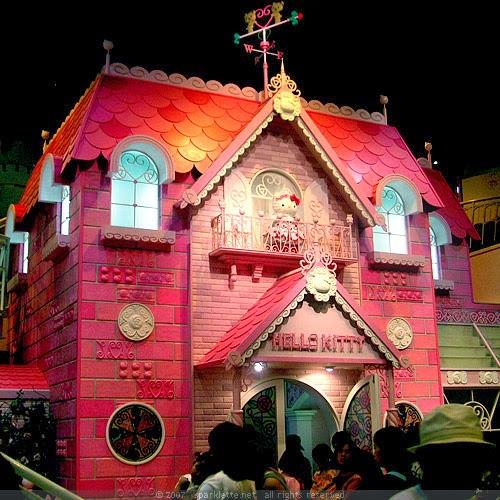 Yuk Bikin Desain Rumah Hello Kitty Bagi Para Penggemarnya!