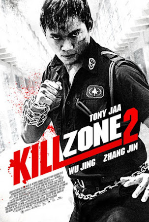 Poster Of Kill Zone 2 In Dual Audio Hindi Chinese 300MB Compressed Small Size Pc Movie Free Download Only At worldfree4u.com
