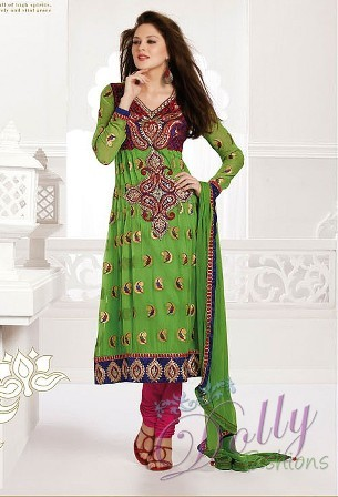Salwar-and-kameez