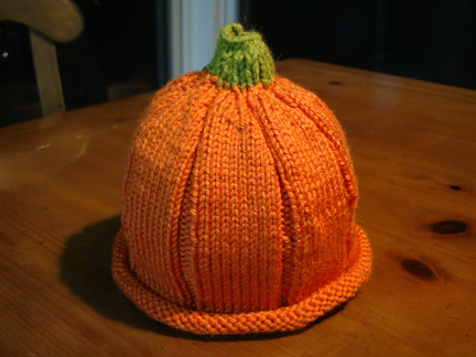 Cookseyville: My Pumpkin Hat