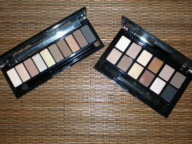L'oreal La Palette Nude Beige vs Maybelline The Nudes