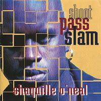 Cover Album of Shaquille O'Neal - Shoot, Pass, Slam (CDM) (1994)
