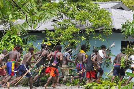 Elit Politik Papua Jangan Resahkan Masyarakat