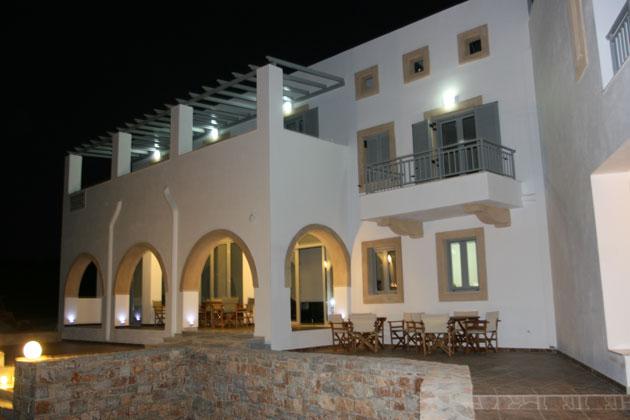 Athena Hotel -Κύθηρα Μυλοπόταμος.