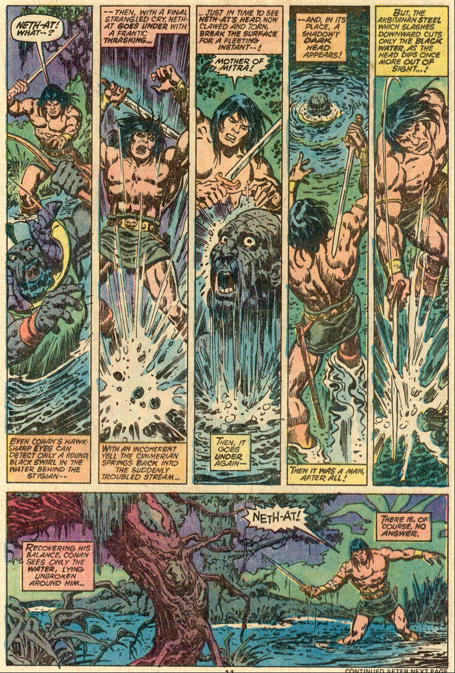 Conan the Barbarian (1970) Issue #83 #95 - English 8