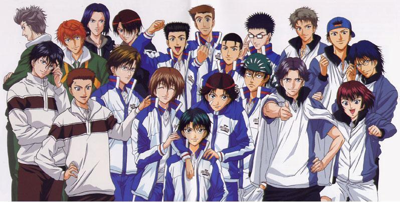 Prince Of Tennis Anime Reviews Anime Planet