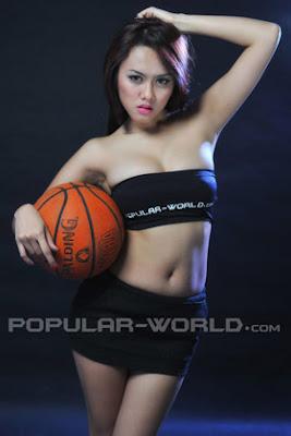 Devi Liu Sexy Cute Model