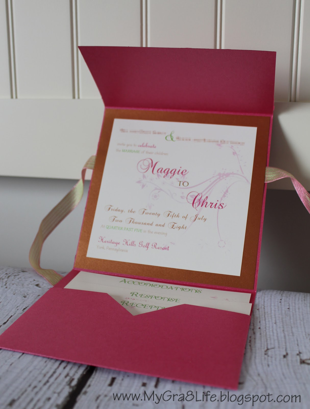My Gra 8 Life: Creative Wedding Ideas ~ Elegant Tropical Theme (1)