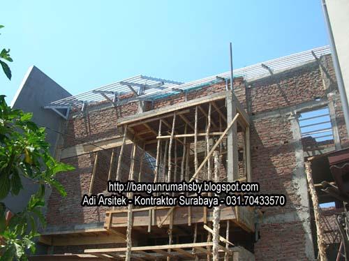 Kontraktor Surabaya Bangun Rumah Renovasi Interior Furniture Membangun Rumah Pada Lahan