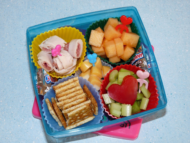 fit&fresh simple bento lunch