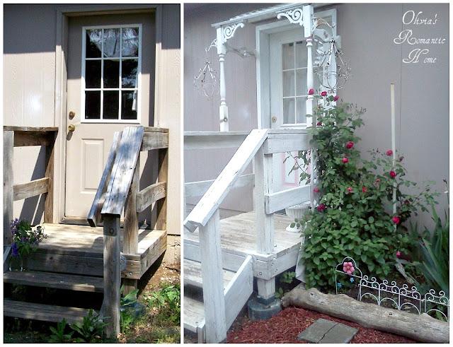 olivia 39 s romantic home shabby chic garden. Black Bedroom Furniture Sets. Home Design Ideas