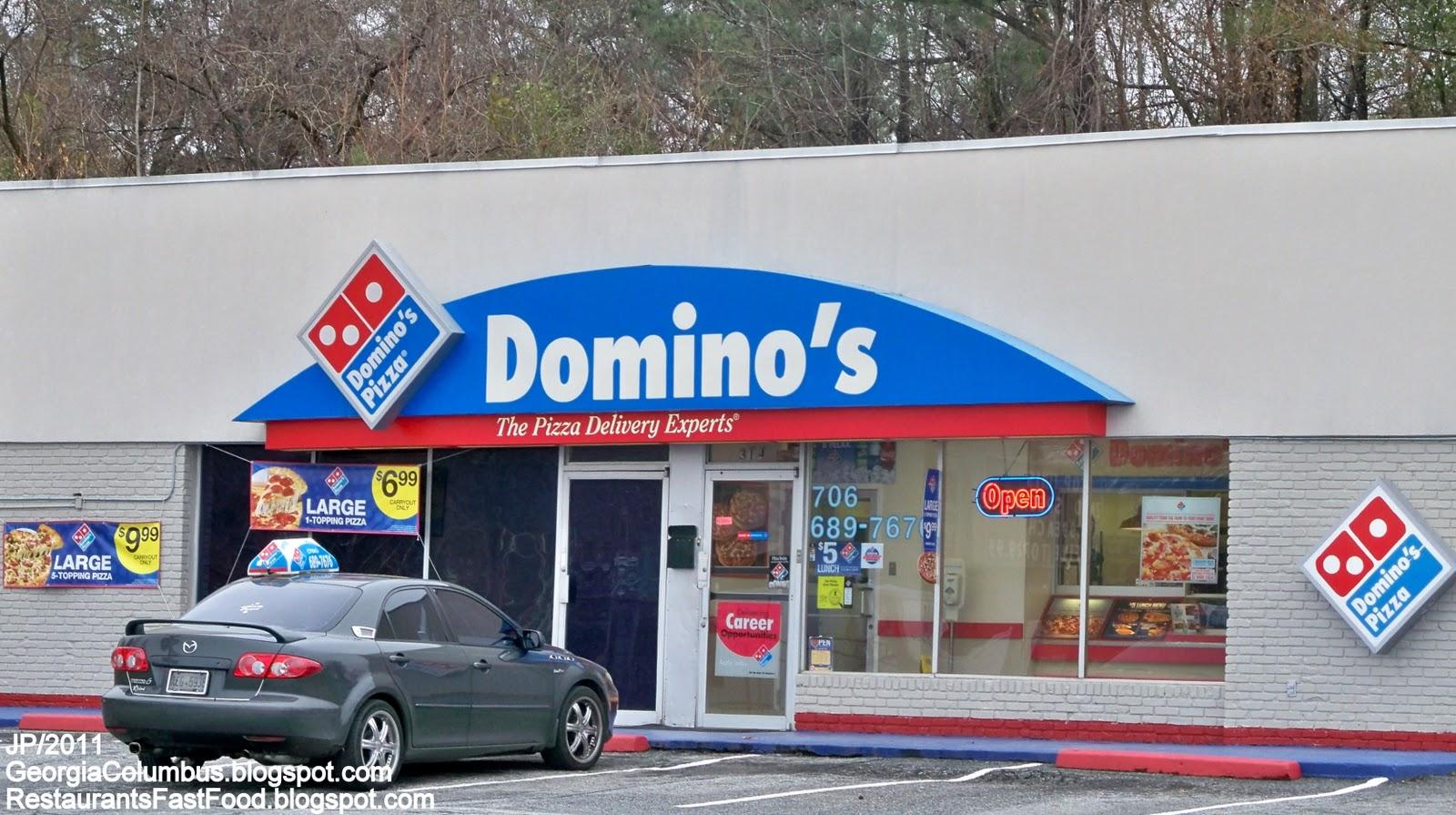 Domino s pizza columbus georgia farr road domino s pizza delivery