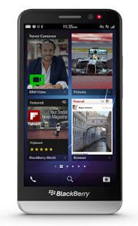 Harga dan Spesifikasi Blackberry Z30 Lengkap