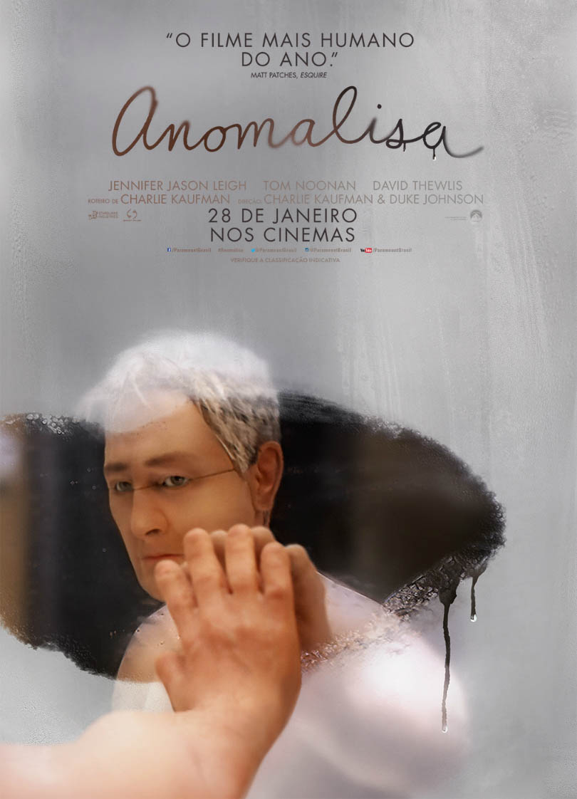 Anomalisa Torrent - Blu-ray Rip 720p e 1080p Dual Áudio (2016)