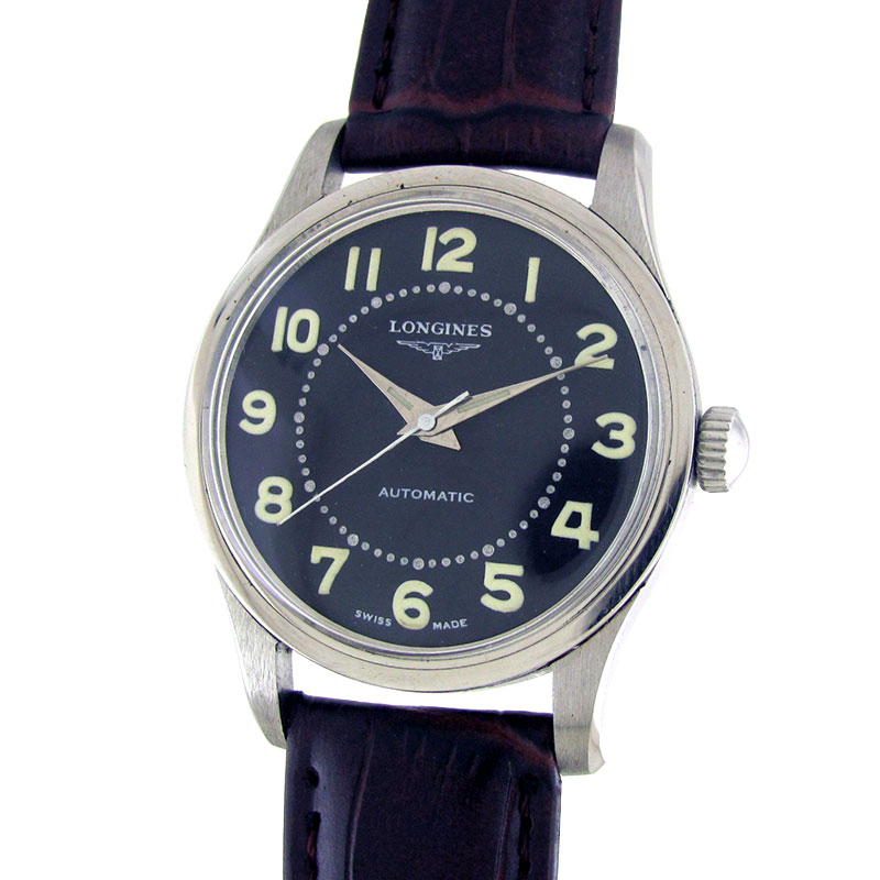 Antique Watches Collection by wristmenwatches: LONGINES AUTOMATIC