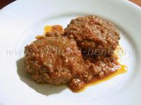 Ricetta hamburger in umido