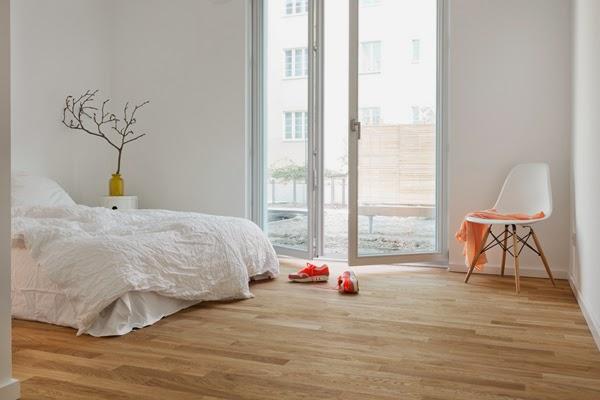 decorar pocos muebles dormitorio