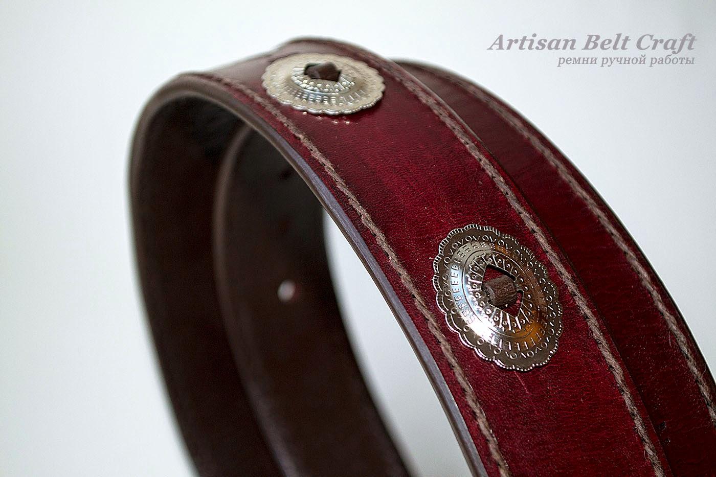 изготовление ремней artisan belt craft