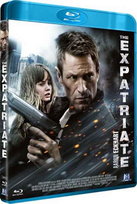 The Expatriate (2012) BluRay 720p 600MB Movie Links