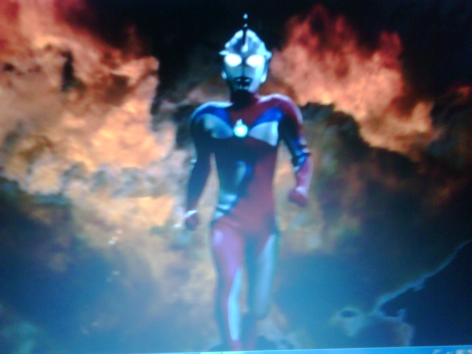 Muara Hati: Ultraman Cosmos