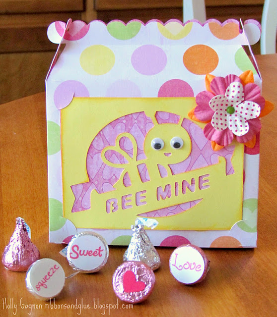 Bee Mine Treat Box