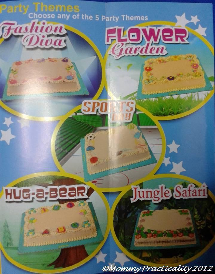 Goldilocks Birthday Cakes Designs For Boy : Goldilocks Cake City- Kiddie Party Packages - Mommy ...