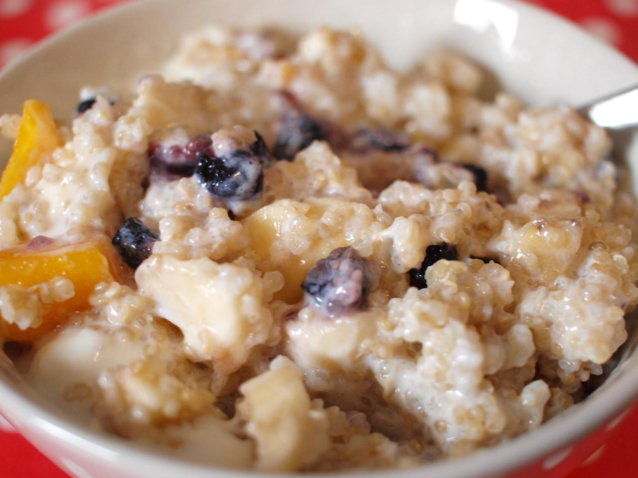 quinoa schmeckt auch zum fr hst ck fraujupiters universum tierleidfrei