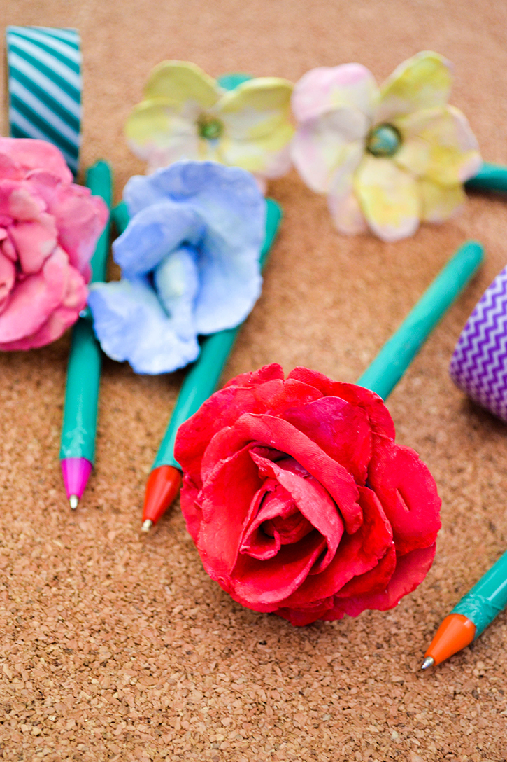 Craft A Doodle Doo: INSPIRATION NATION//DIY PEN BOUQUET