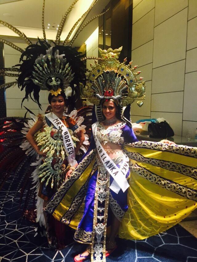 Udari Warnakulasooriya In Miss married ~ Photos Siri lankawa