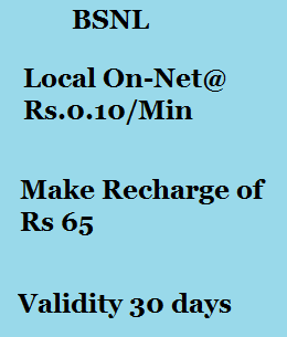 BSNL, 10 paise call, on net,