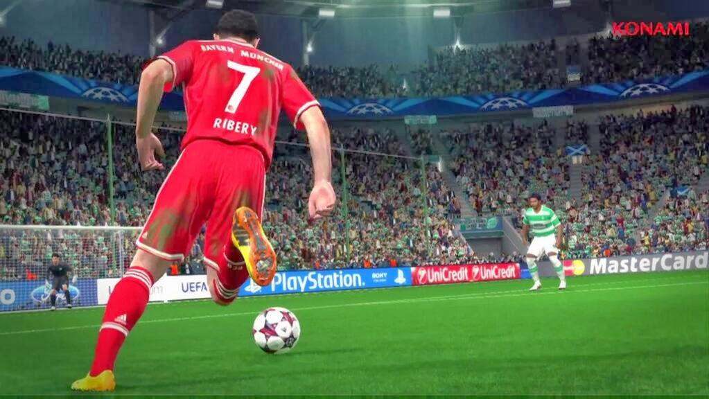 PES 2014 PC Game