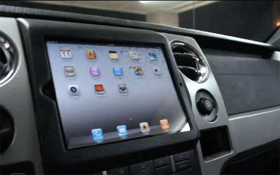 5 Best Car Apps For iPad.