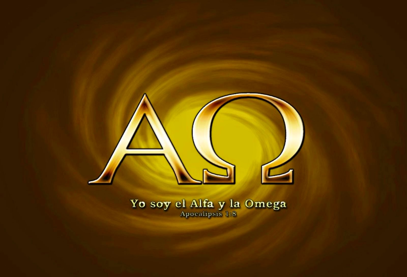 I'AM THE ALPHA AND THE OMEGA