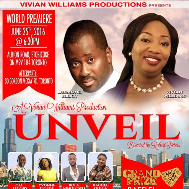 Unveil... The Movie