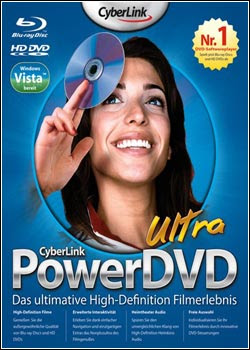utilitario programas lancamentos  Download   CyberLink PowerDVD 12.0.1312.54 Ultra + Crack (2012)