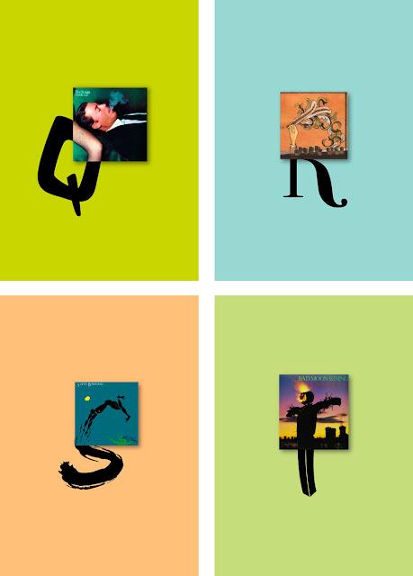 Vynils Alphabet 5