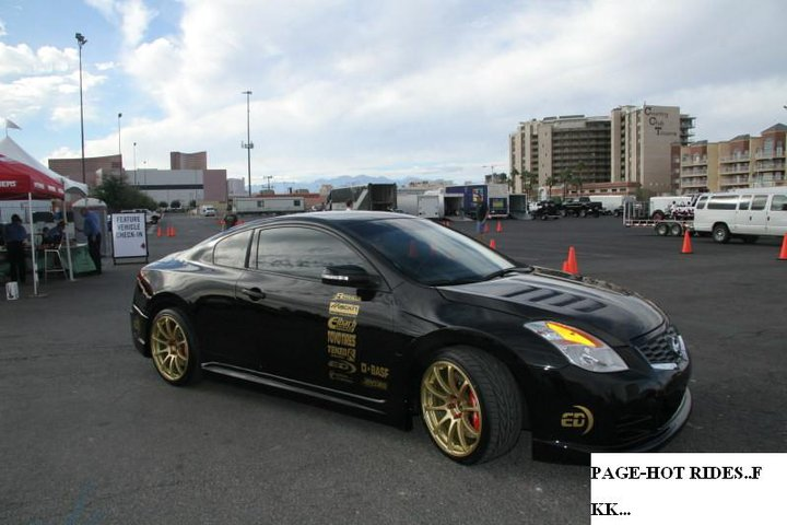 Sports Cars Wallpapers Nissan Altima Modified