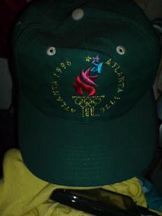 vintage olympic atlanta 1996