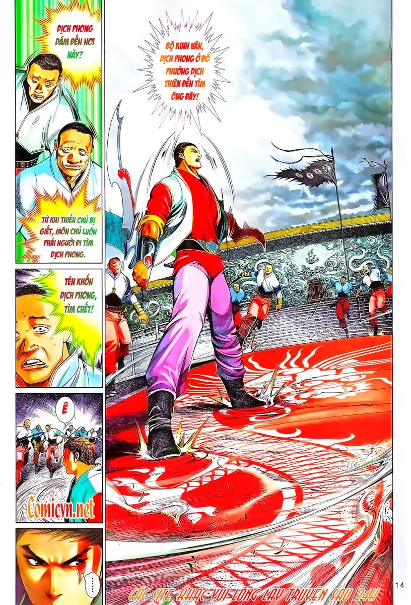 Phong Vân chap 644 Trang 15 - Mangak.info